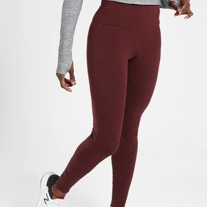 Athleta Altitude Tights Polartec Power Stretch LP